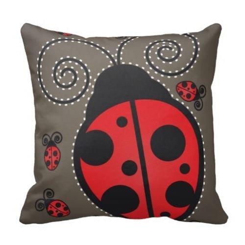 Ladybug Throw - 3