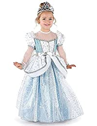 Princess Costume for Toddler Kids Party Dresses Little Girls Dress up