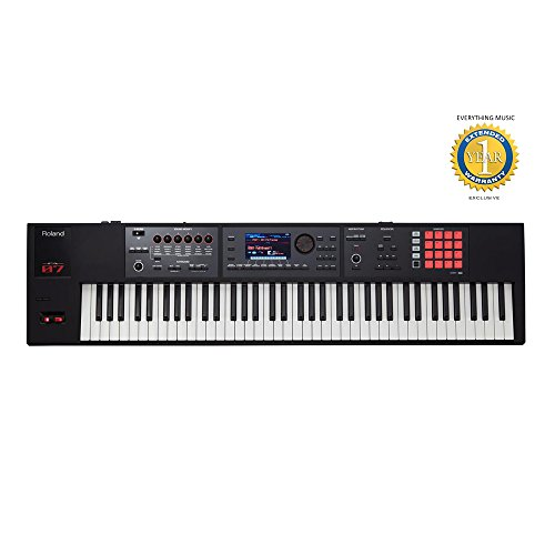 Music Workstation with 1 Year EverythingMusic Extended Warranty Free ()