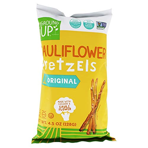 From the Ground Up - Cauliflower Pretzel Sticks Original - 4.5 oz.