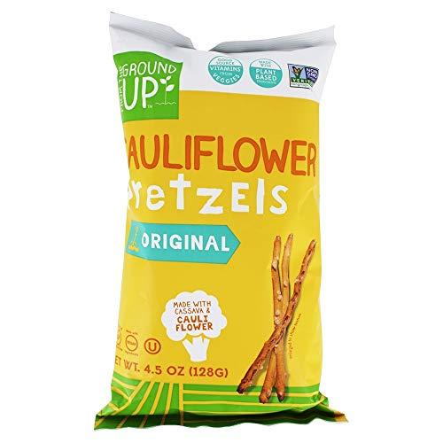 From the Ground Up - Cauliflower Pretzel Sticks Original - 4.5 oz.