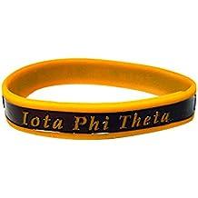 Iota Phi Theta G2228 NEW Silicone Bracelet Fraternity Divine Nine Greek