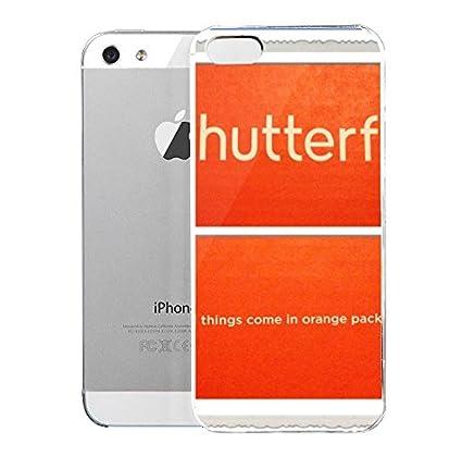new products 4b486 4edbb Amazon.com: iPhone 5/5s Case - Shutterfly Your Story Free Ipad App ...