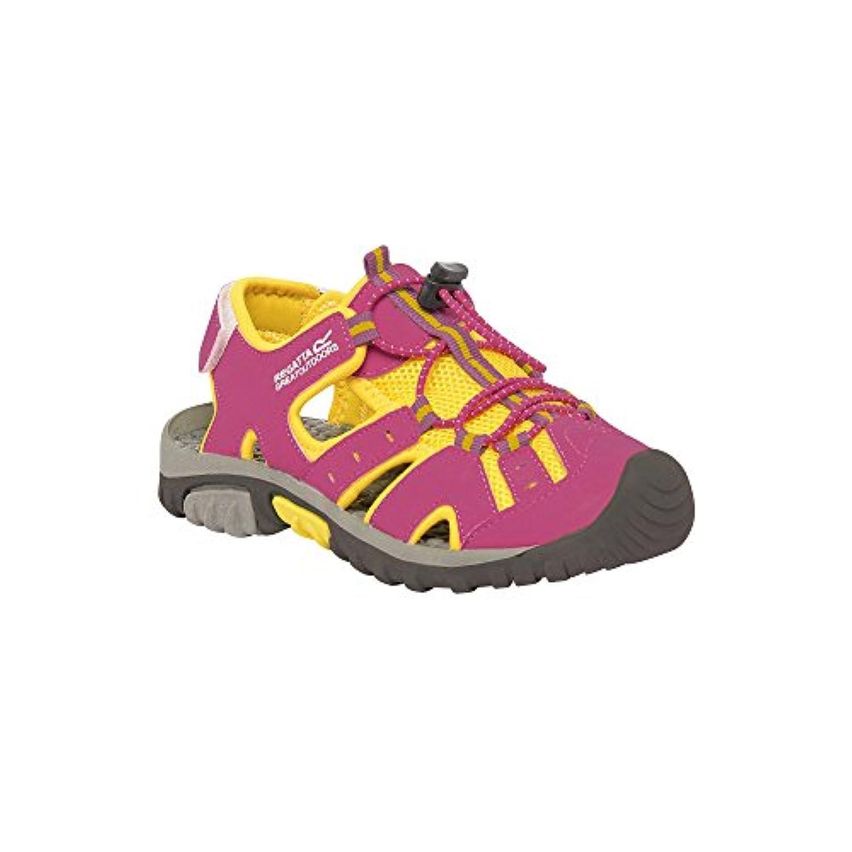 Regatta Great Outdoors Childrens/Kids Deckside Junior Sandals (UK 1) (Blue Wing/Petrol)