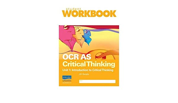 as critical thinking ocr past papers