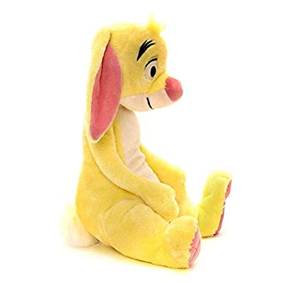 Disney Official Winnie The Pooh 35Cm Rabbit Soft Plush Toy: Toys & Games