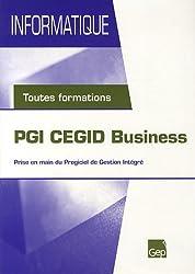 PGI CEGID Business : Toutes formations