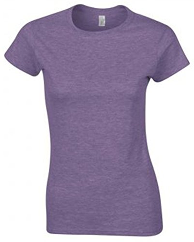 Donna T GILDAN shirt Heather Purple za4zgOqB