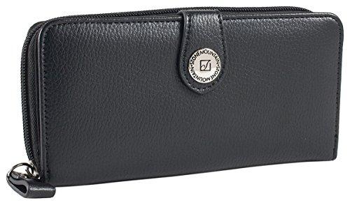 stone-mountain-usa-large-zip-around-leather-wallet-black-one-size