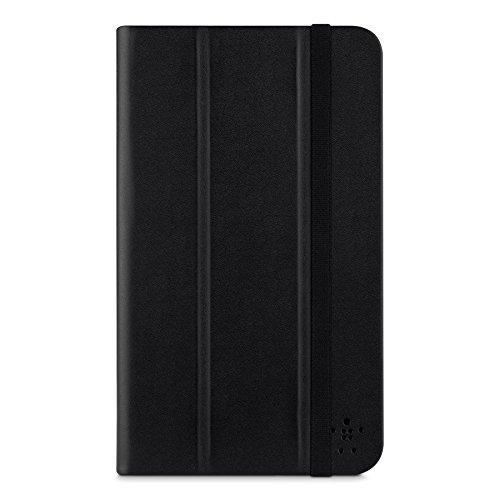 Belkin Tri-Fold Case and Cover for Samsung Galaxy Tab 4 7'', Black (F7P321B1C00)