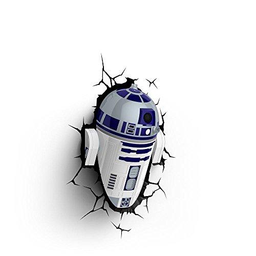 Star Wars R2 D2 3D Light