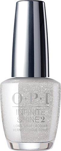 OPI Infinite Shine, Silver on Ice, 0.5 fl. oz.