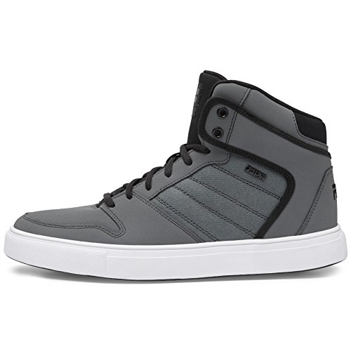 Fila Uomo Best In Assoluto 3 Tessile, Sneakers In Gomma Moda Castlerock, Nero, Bianco
