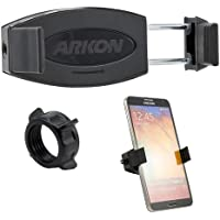 Arkon Mobile Grip 2 Phone Holder for iPhone 7 6S Plus 6 Plus 6S 6 5S Galaxy S7 S6 Note 5 Retail Black