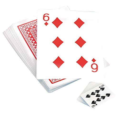 - Super Jumbo Playing Cards