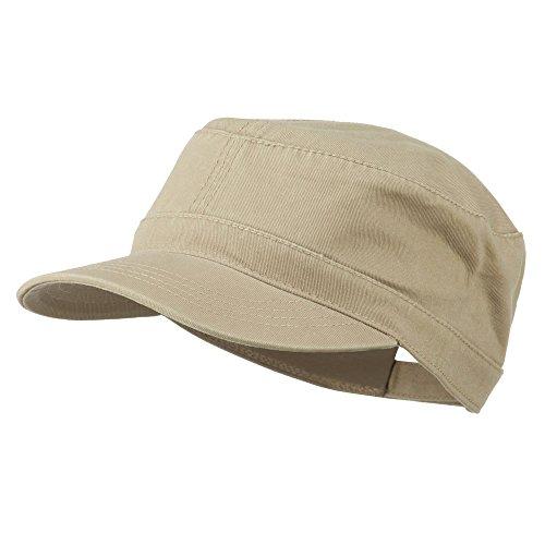 Army Cap Khaki - 2