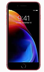 Apple iPhone 8 without FaceTime - 64GB, 4G LTE, Red