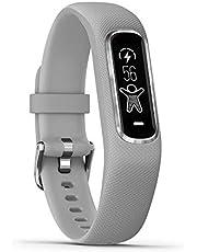 Garmin vívosmart 4 Fitness Tracker – snygg design, pulsmätning på handleden, sömnanalys