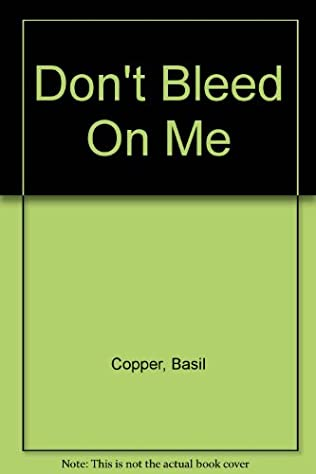 book cover of Don\'t Bleed on Me