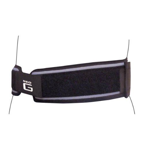 Neo G médical ceinture sacro-iliaque année Rehab Xcelerator - Support de levage intégré Poids avec l'argent et l'aloe vera-X-Large