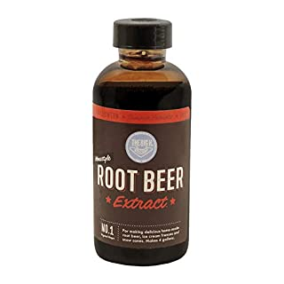 Hires Big H Root Beer Extract, Make Your Own Root Beer - 1 Pack