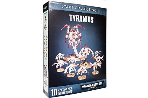 Games Workshop Start Collecting! Tyranids Warhammer 40,000 (Best Starter Army Warhammer 40k)