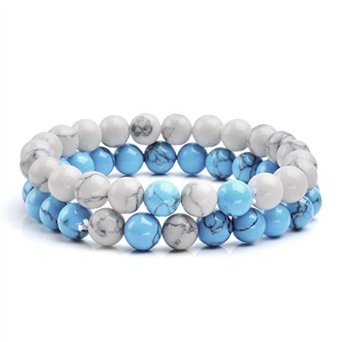 Chakras Meditation Balancing Bracelet Valentines product image