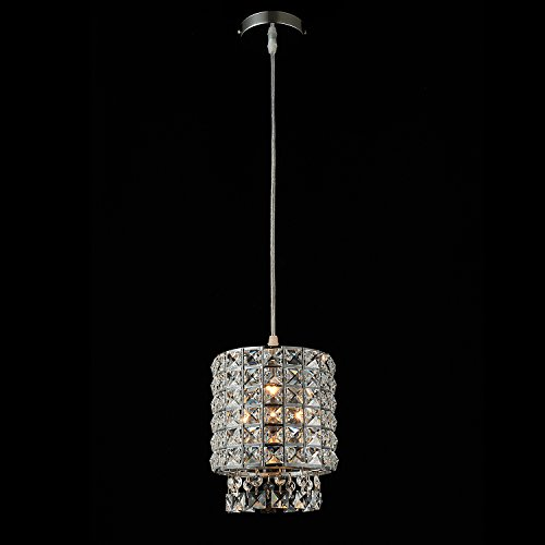 crystal pendant light - 9