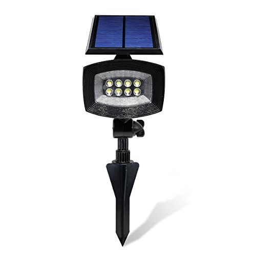 Outside Solar Lights Review - 2