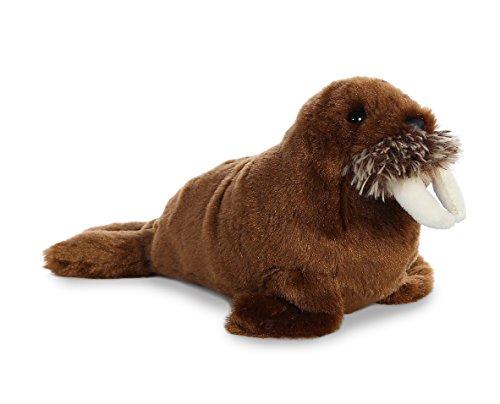Aurora 31752 World Walrus Plush Toy (Walrus Plush Stuffed Animal)