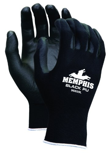 mcr-safety-9669l-memphis-nylon-knitted-shell-gloves-with-black-pu-dipped-palm-and-fingers-black-larg