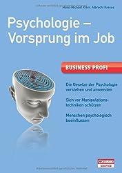 Psychologie, Vorsprung im Job