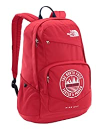 The North Face Wise Guy Backpack - red, one size