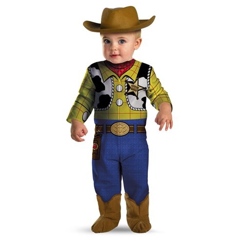 Woody Classic Baby Infant Costume - Baby 12-18 -
