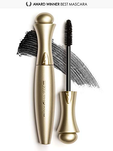 Mirenesse Super Volume Tubing Mascara for Defined Volume & Longer Lashes. Pefect for Sensitive Eyes, vegan & Oil Free And suitable with Lash Extensions