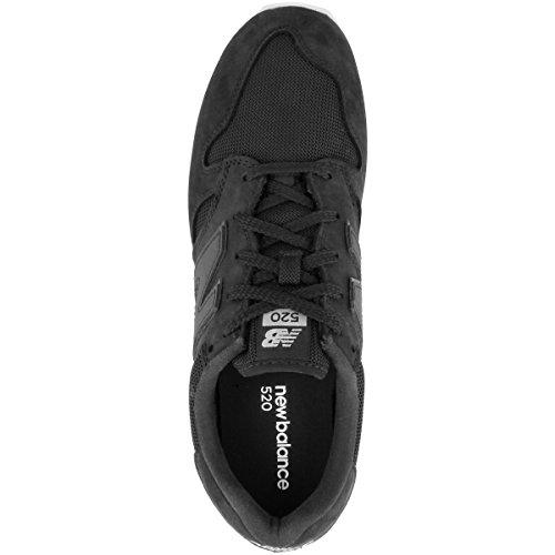 New Balance Unisex-Erwachsene U520v1 Sneaker black (U520AJ)