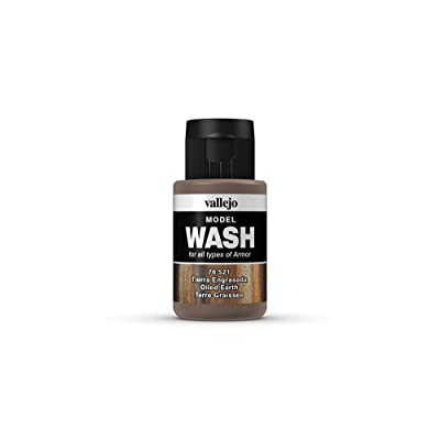Vallejo Oiled Earth Model Wash: Toys & Games