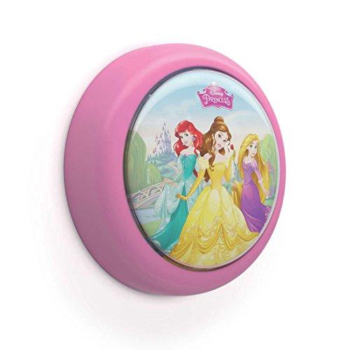 Light Night Princess Disney - Philips Disney Princess Battery Powered LED Push Touch Night Light Nightlight