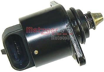 Metzger 0908002 Leerlaufregelventil Luftversorgung Auto