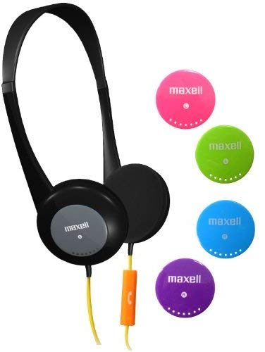 Maxell 195004 Durable Wired Sweat and Moisture