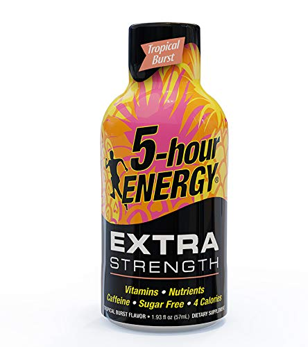 grape 5hr energy - 6
