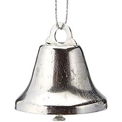 Darice 1402-87, 24-Piece Bridal Bells, 1.5-Inch, Silver