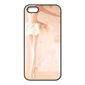 ballet High Qulity Customized Cell Phone Case for iPhone 5,5S, ballet iPhone 5,5S Cover Case