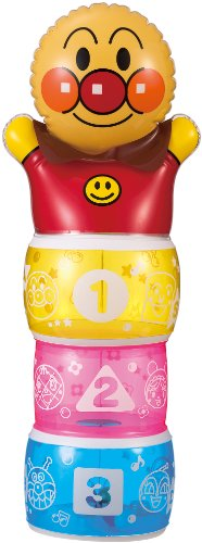 Anpanman tin Oh Toshi (small) Anpanman (japan import) by Agatsuma