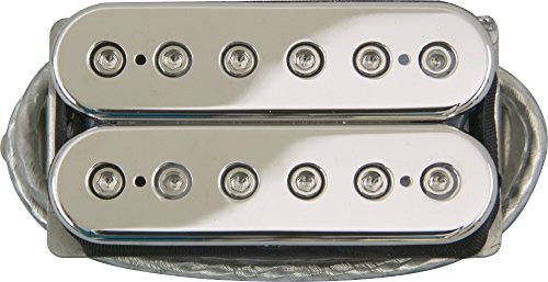 - DiMarzio DP104 Super 2 Humbucker Pickup Black Regular Spaced