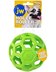 """JW Pet Company Hol-ee Roller Dog Toy, 5"""" (Colors Vary)"""