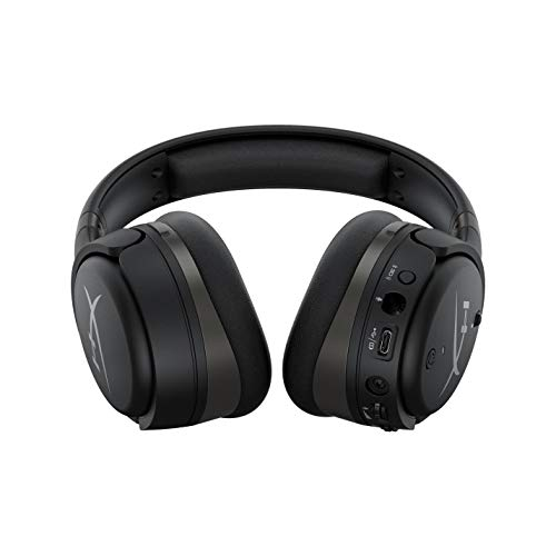 HyperX HX-HSCOS-GM/WW Cloud Orbit S - Waves Nx 3D Audio Gaming Headset with Waves Nx head tracking technology