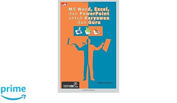 MS Word, Excel, dan PowerPoint untuk Karyawan dan Guru