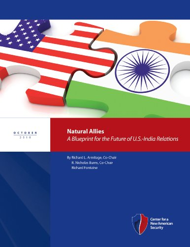 Natural Allies: A Blueprint for the Future of U.S.-India Relations (Versa Gate)