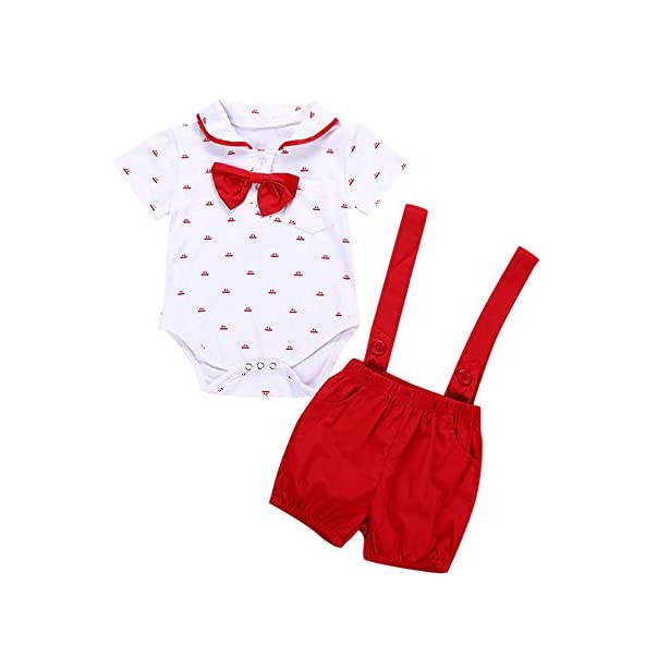Bold N Elegant Kid's T-Shirt with Dungaree